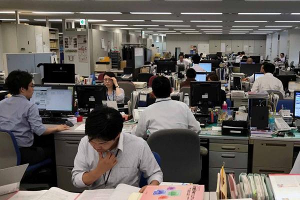 Nhu cầu tuyển dụng nhân viên biết tiếng Nhật của Công ty Nhật bản